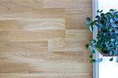 Modern flooring — Stock Photo