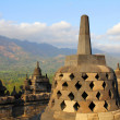 Ancient stupas — Stock Photo