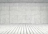 Tiled interior — Stock Photo
