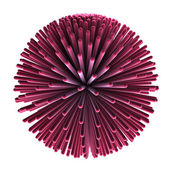Kugelförmiges objekt — Stockfoto