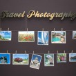 Travel photography - Stock Photo