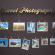 Travel photography — Stockfoto