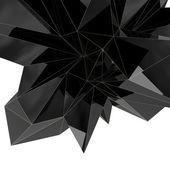 черный аспект — Стоковое фото