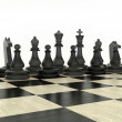 Chessmen — Stock Photo #50629279
