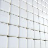 White blocks — Stock Photo