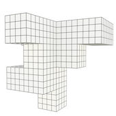 Geometrical object — Stock Photo