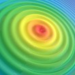 Glossy ripple gradient — Stock Photo #51339131