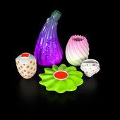 Art of vases — Stock Photo