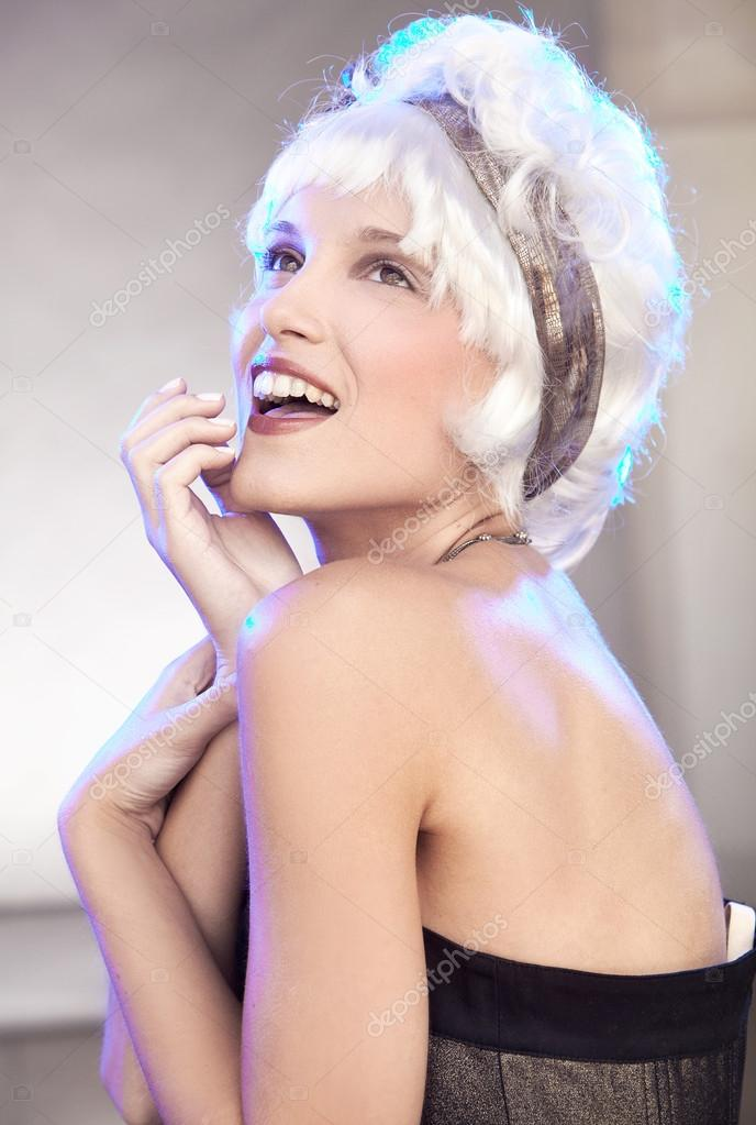 Smiling woman — Stock Photo #13877703