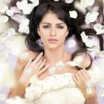 mooie bruid — Stockfoto