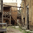 Abandoned houses in the ancient Rome - 图库照片