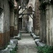 Old abandoned houses in ancient Rome - Lizenzfreies Foto