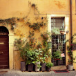 Old italian street — Stock Photo
