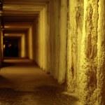 Picture presenting empty corridor — Stock Photo
