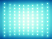 Blue background with tiny glimmers — Stock Photo