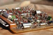 Old electronic — Stock Photo
