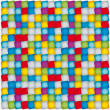 Abstract mosaic vector composition background — Stock Vector #3371570
