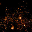 Floating lantern — Stock Photo #18003977