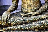 Meditatie concept, oude boeddhistische ido — Stockfoto