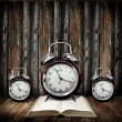 Time to read concept — Stock Photo #21454111