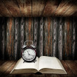 Time to read concept — Stock Photo #21454205