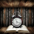 Time to read concept — Stock Photo #21454313