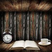 Tiempo para leer el concepto — Foto de Stock