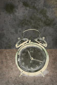 Alarm clock, Time over concept — Zdjęcie stockowe