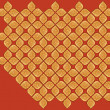 Vintage traditional Thai style art pattern — Stockfoto #22557795