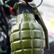 Stilyze mk-2 hand grenade, Fake bome — Stock Photo