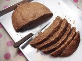 Ev yapımı ekmek — Stok fotoğraf