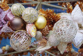 Christmas ornament dekoration — Stockfoto