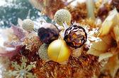Christmas ornament decoration — Stock Photo