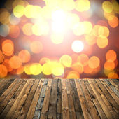Nice abstract bokeh background — Stock Photo