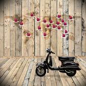 Travel destination demand in global marketing concept — Photo
