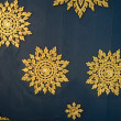 Stock Photo: Ancient decorate ceiling with traditional handicraft