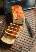 Raisin bread — Stock Photo