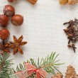 Royalty-Free Stock Photo: Christmas spices