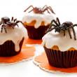 Halloween cupcakes — Stock Photo #31676465