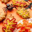 Stock Photo: Decorations for Halloween