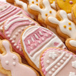Stock Photo: Set from Easter cookies
