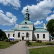 Church in Sweden — Stock Photo