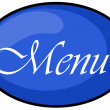 Stock Photo: Menu icon