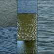 Water wavelets - Stock Photo