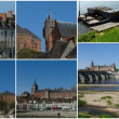 Gien, france - Stock Photo