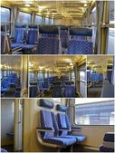 火车运输 — 图库照片