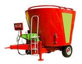 Mixer-wagon — Stock Photo