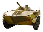 Old infantry fighting vehicle — Stock Photo
