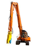 Robot for dismantling — Stock Photo