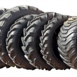 Tires  — Stock Photo